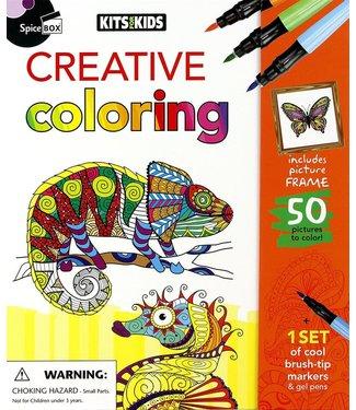 Spicebox KK Creative Coloring