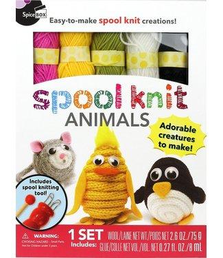 Spicebox MP Spool Knit Animals V2