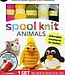 Spool Knit Animals Toy