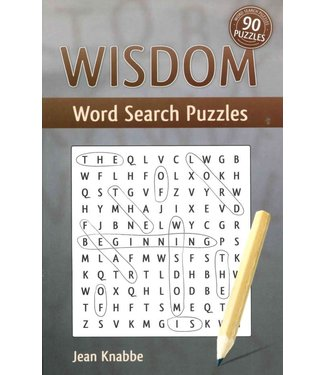 Living Waters Wisdom Word Search Puzzles