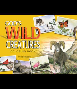 Living Waters CB: Gods Wild Creatures