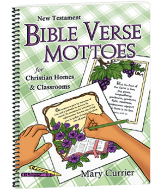 Living Waters New Testament Bible Verse Mottos