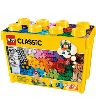 LEGO Classic LEGO Large Creative Brick Box