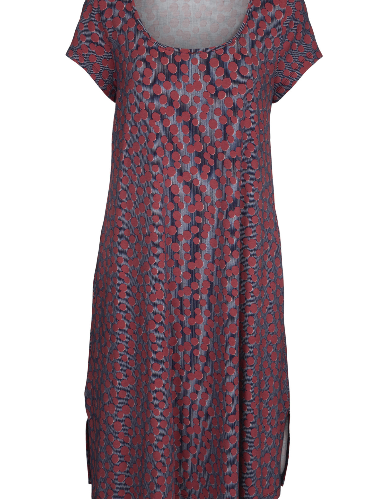 TWO DANES 33772 325 BLOOM PRINT BAMBOO DRESS