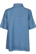 TWO DANES 37544 367 Darcey Cotton Tencel Shirt
