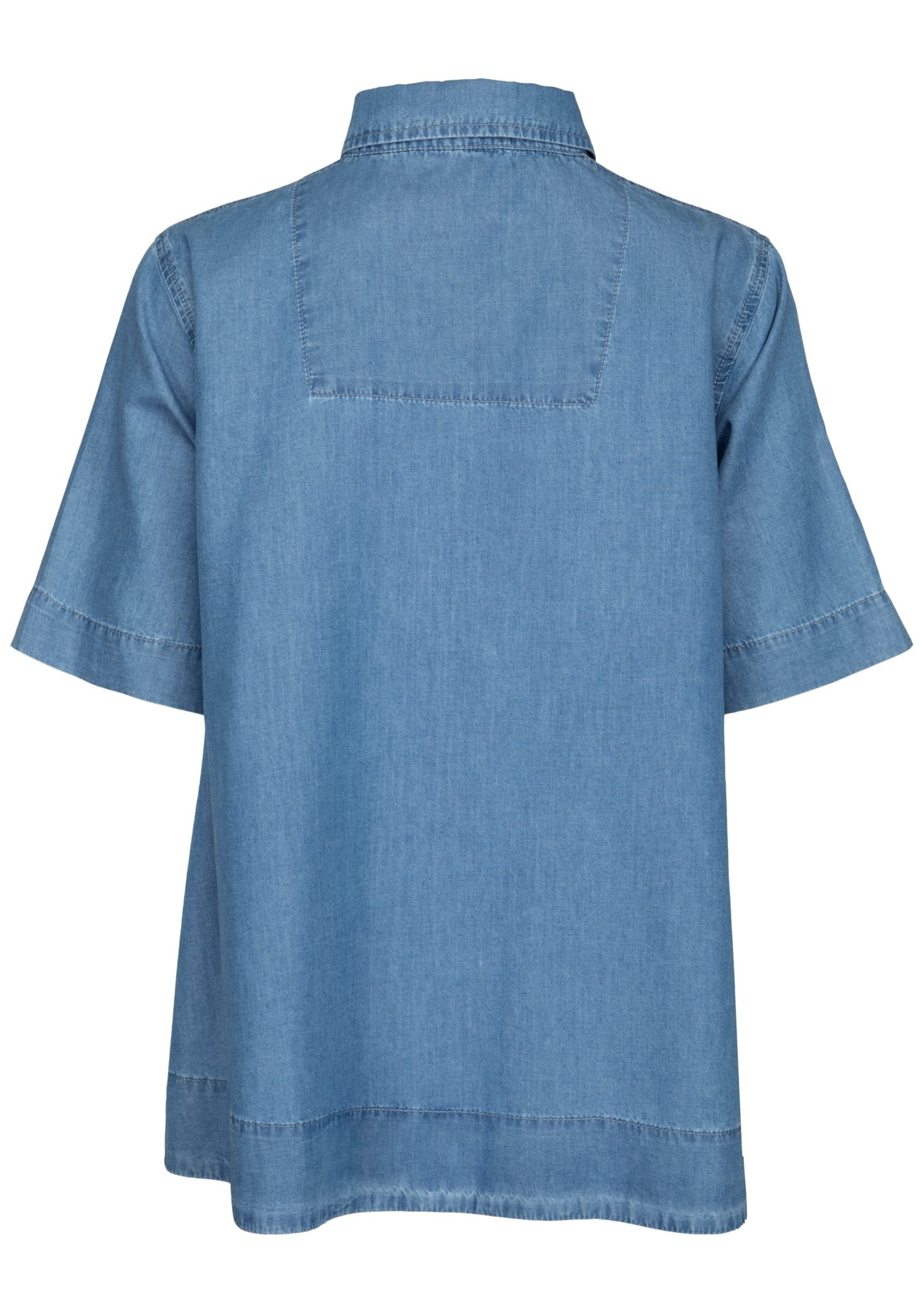 TWO DANES 37544 367 Darcey Cotton Tencel Shirt