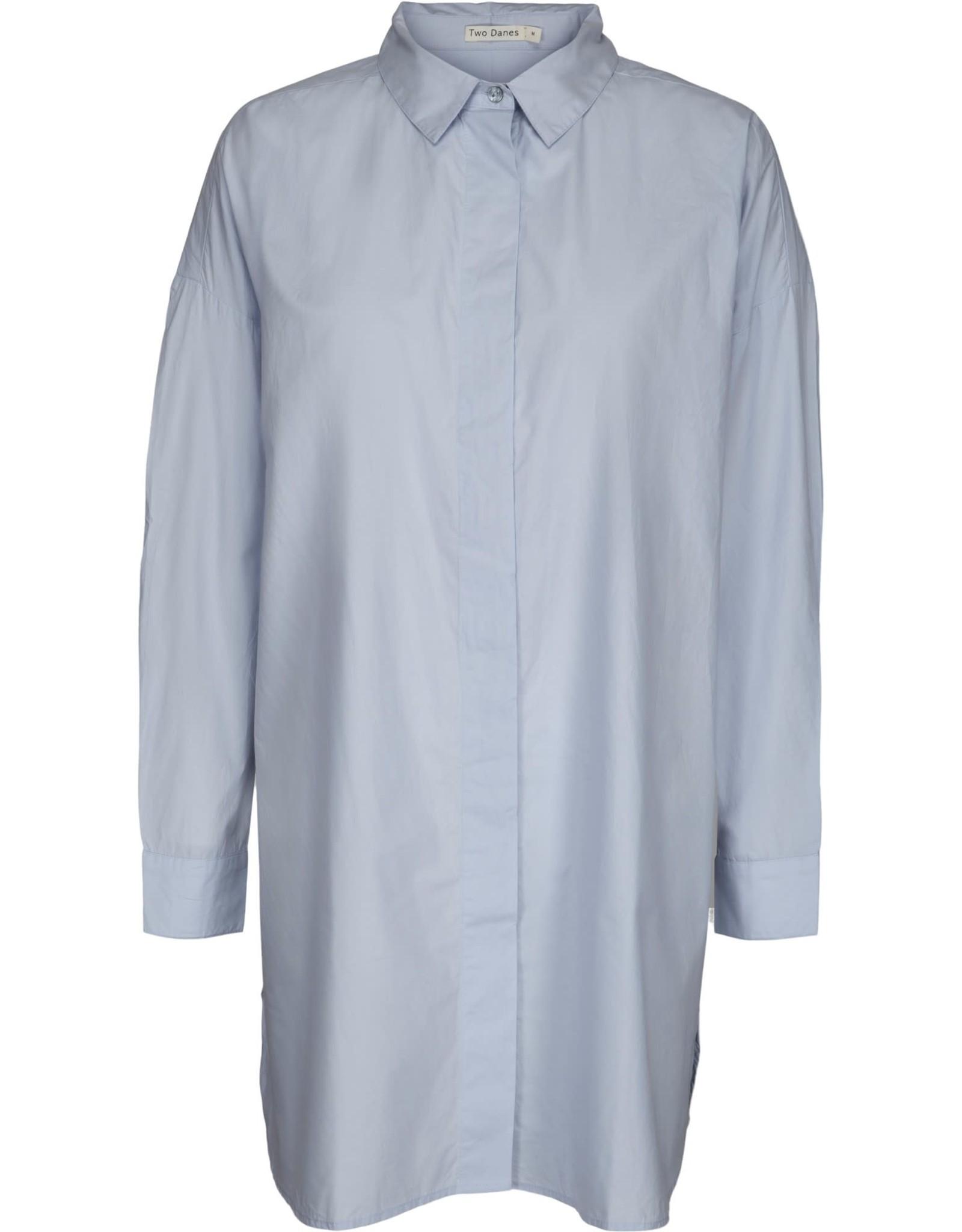 TWO DANES 17574 164 Diana big shirt cottton poplin