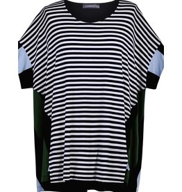 ALEMBIKA st221s stripes top