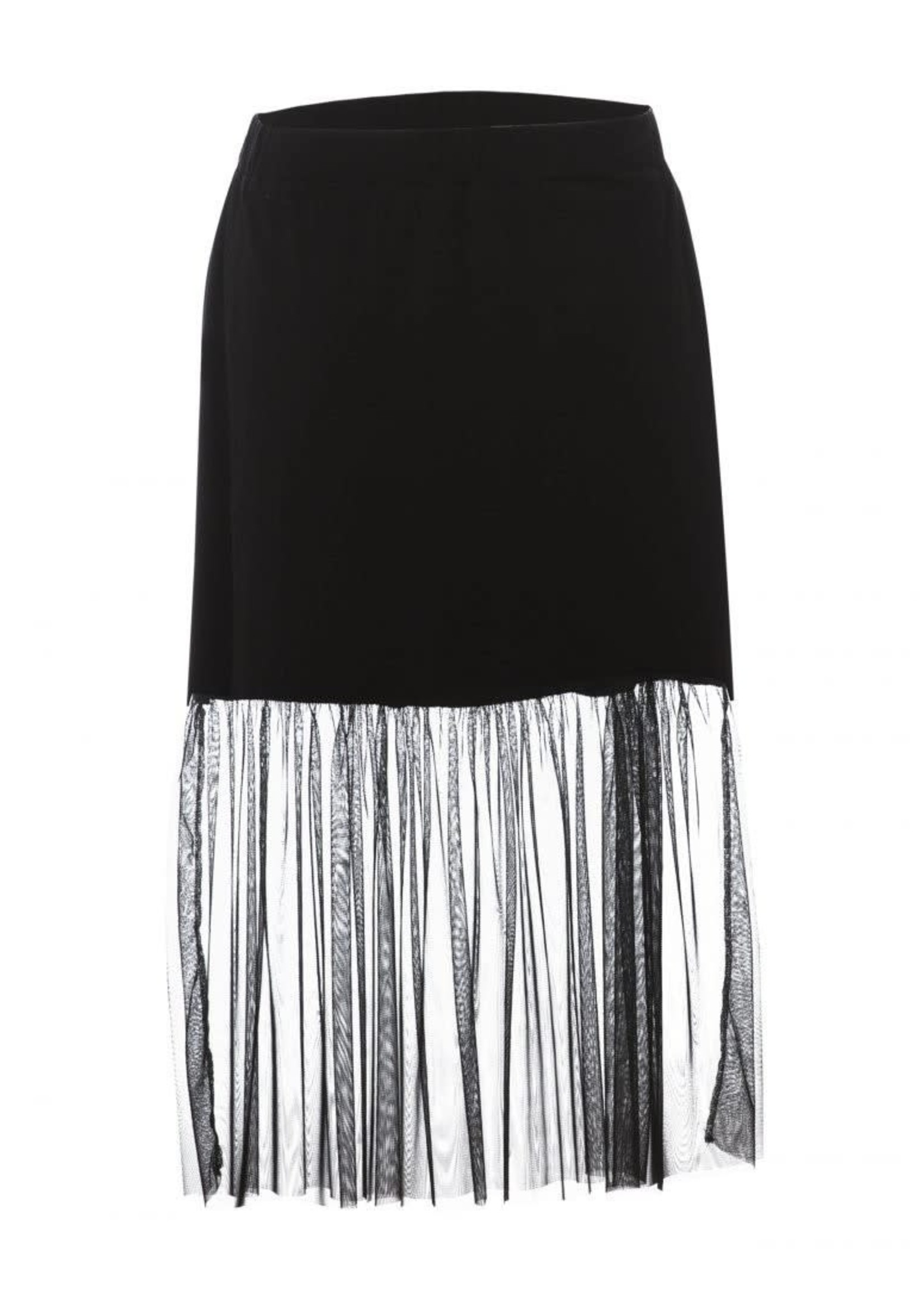LUUKAA 20y402 carmen skirt black