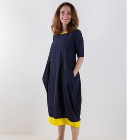 CHIARA COCOL 414d baby teck maxi dress