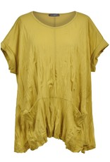 ALEMBIKA ST233L  LEMON 2 POCKET TUNIC