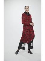 LUUKAA 20k119 samatha dress black