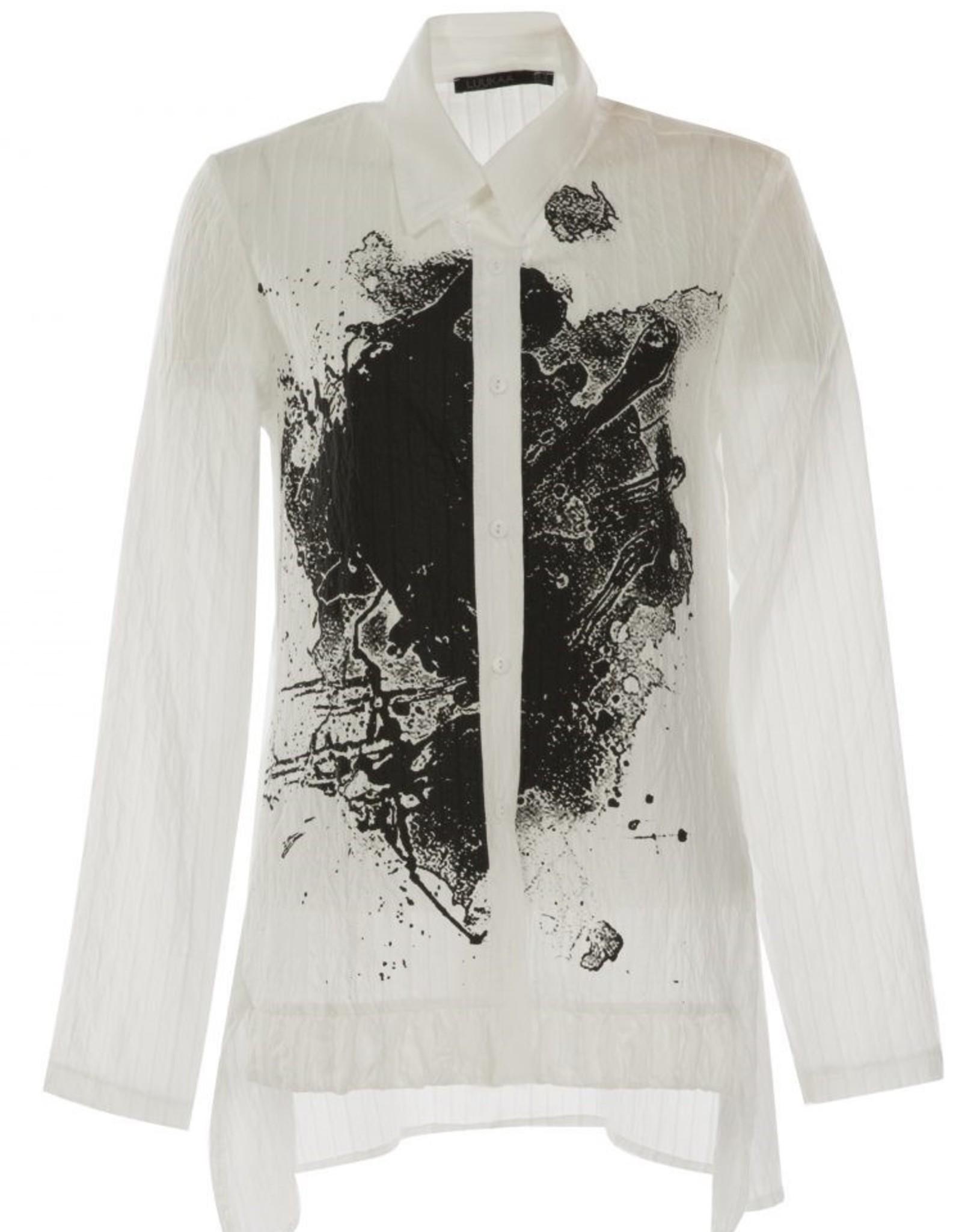 LUUKAA 20k111 eva blouse