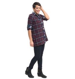 TULIP cv312 cotton fleece shirt