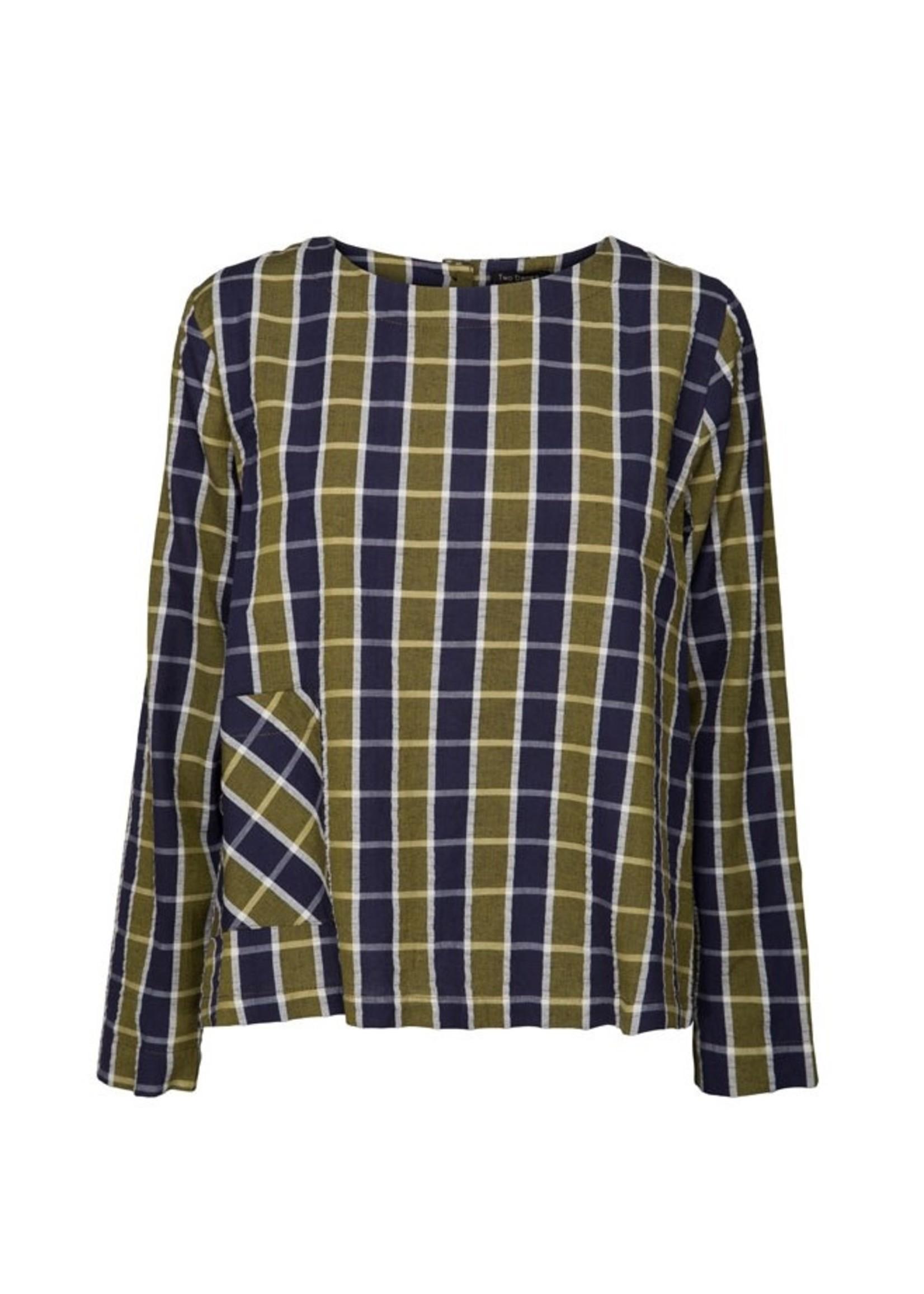 TWO DANES 47636 elena blouse