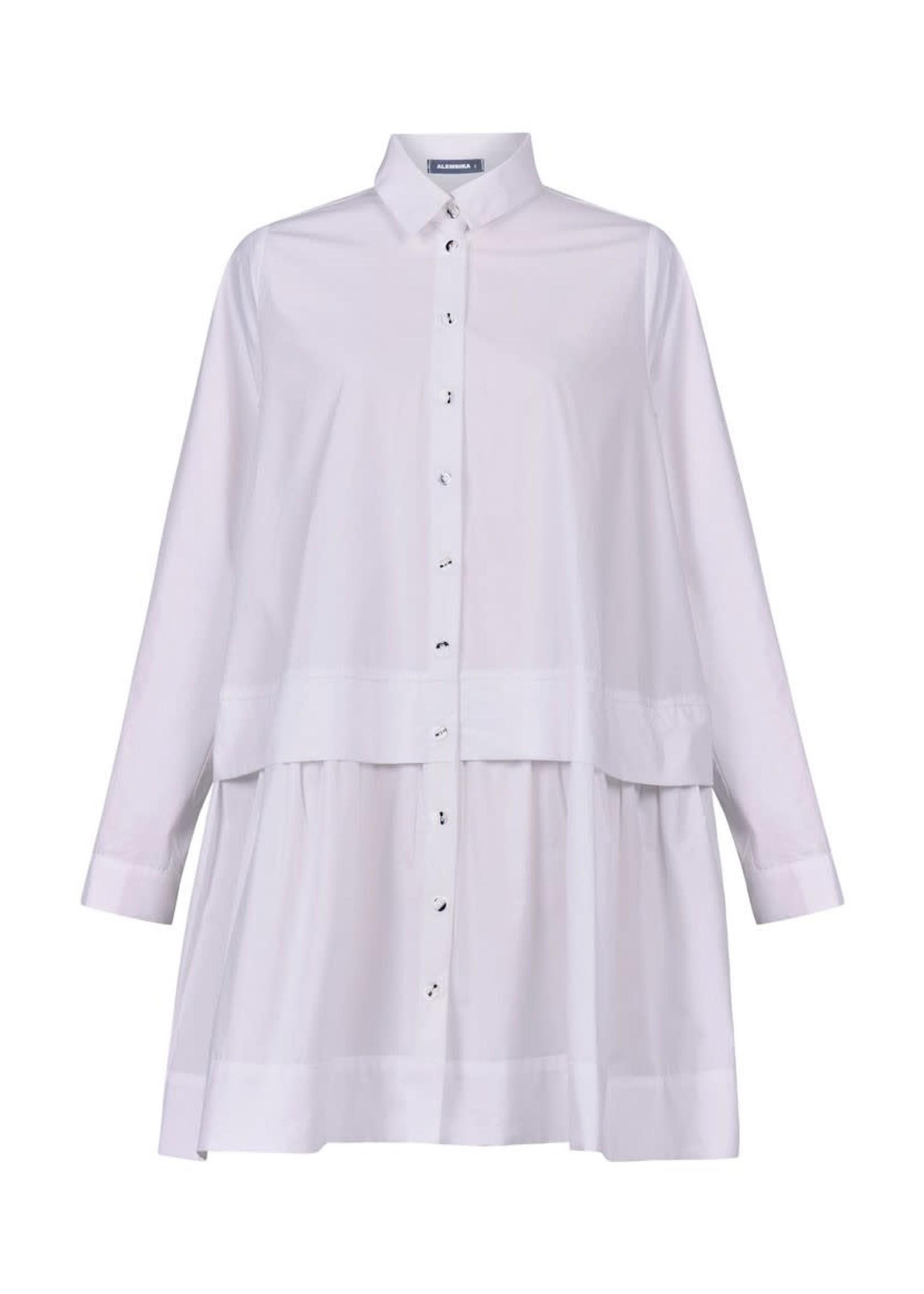 ALEMBIKA at203b blouse
