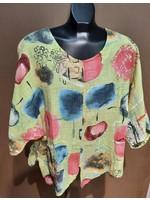 6653 linen blouse