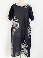 213995 panel dress