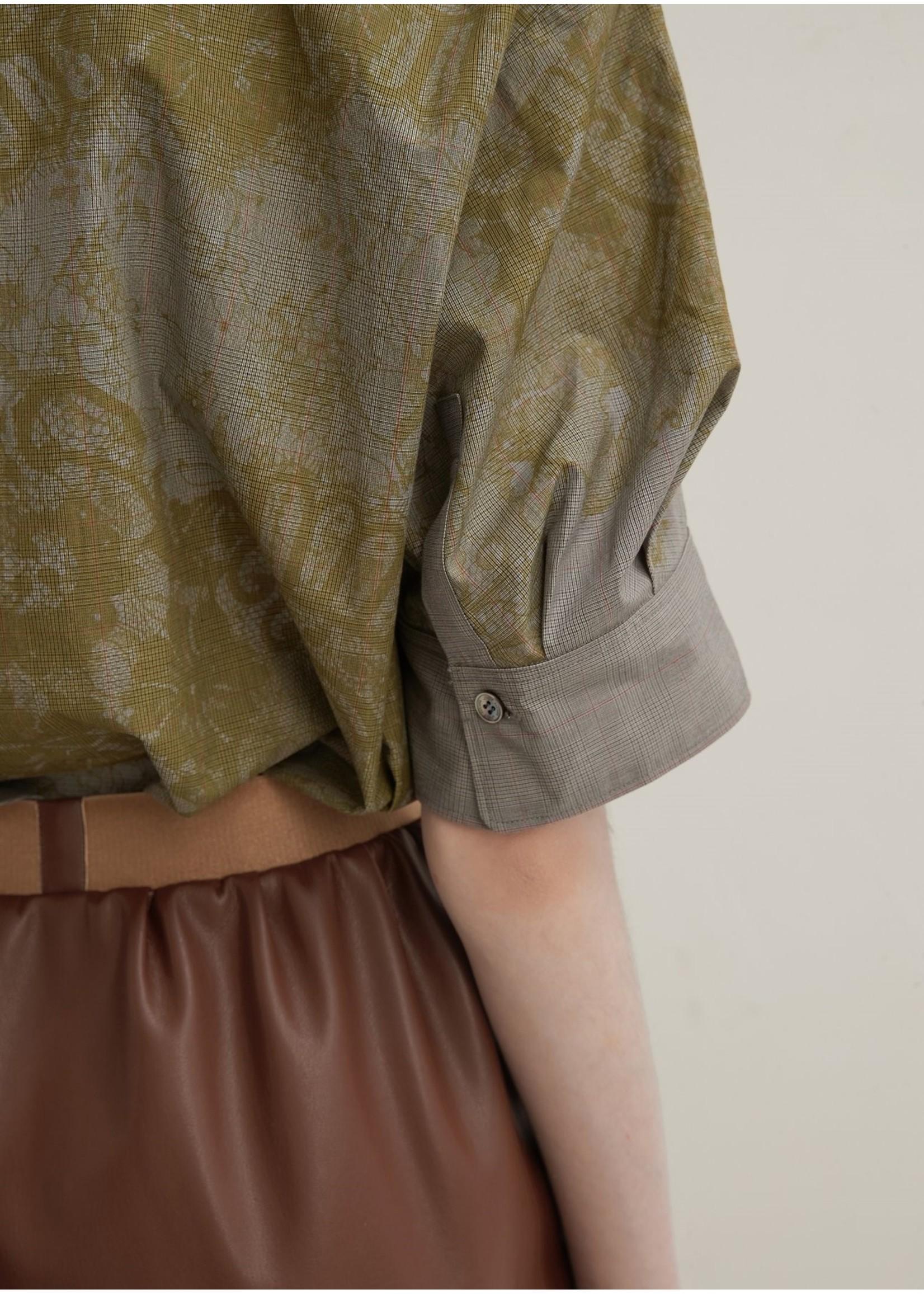 JNBY 5k5160160 blouse lime