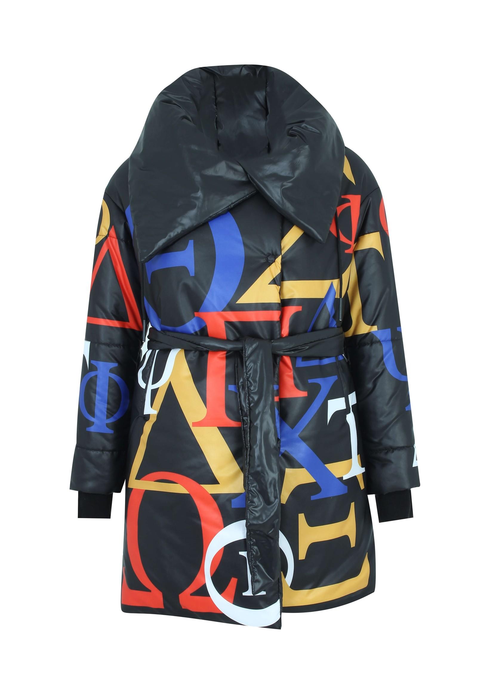 STEPPINOUT 21105  printed winter coat