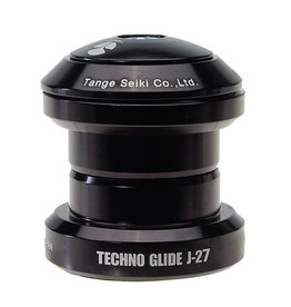"Tange Technoglide J-27 1-1/8"" Black Headset"