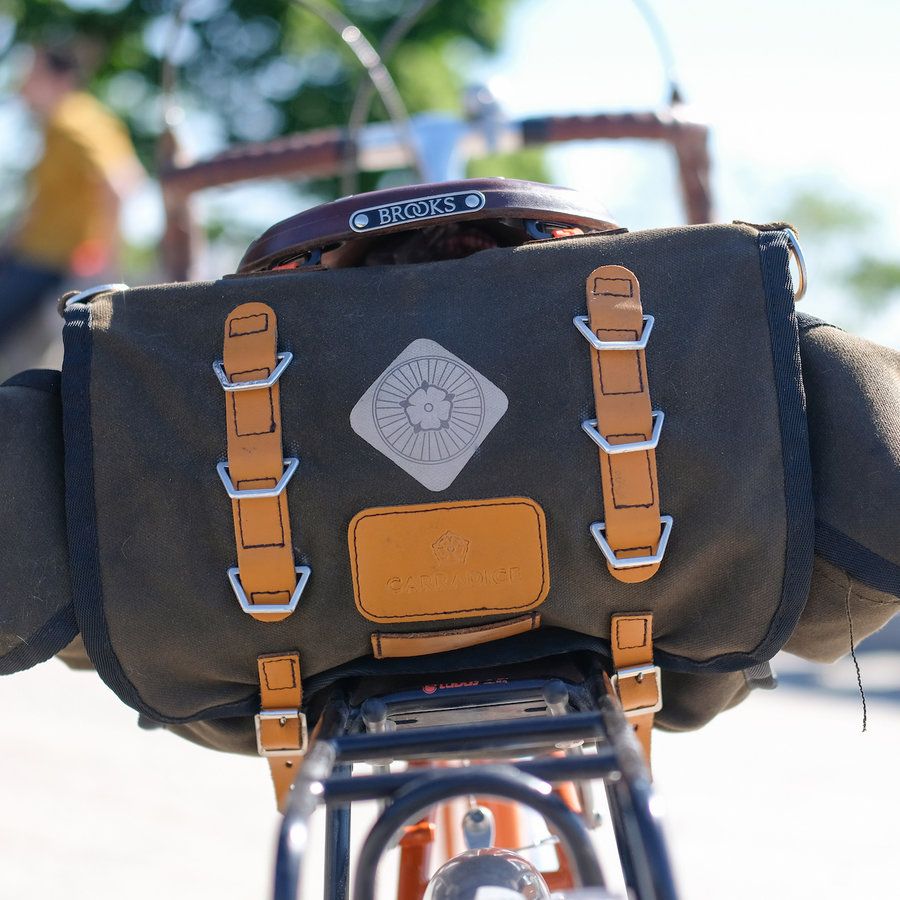 Bags and pannier bags