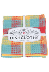 now designs Check Dishcloths