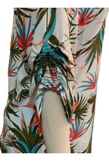FDJ Tropical Multi Print Blouse