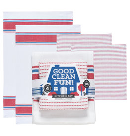 now designs Good Clean Fun Towels