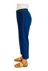 Color Me Cotton CMC Stretch Denim Crop Pant