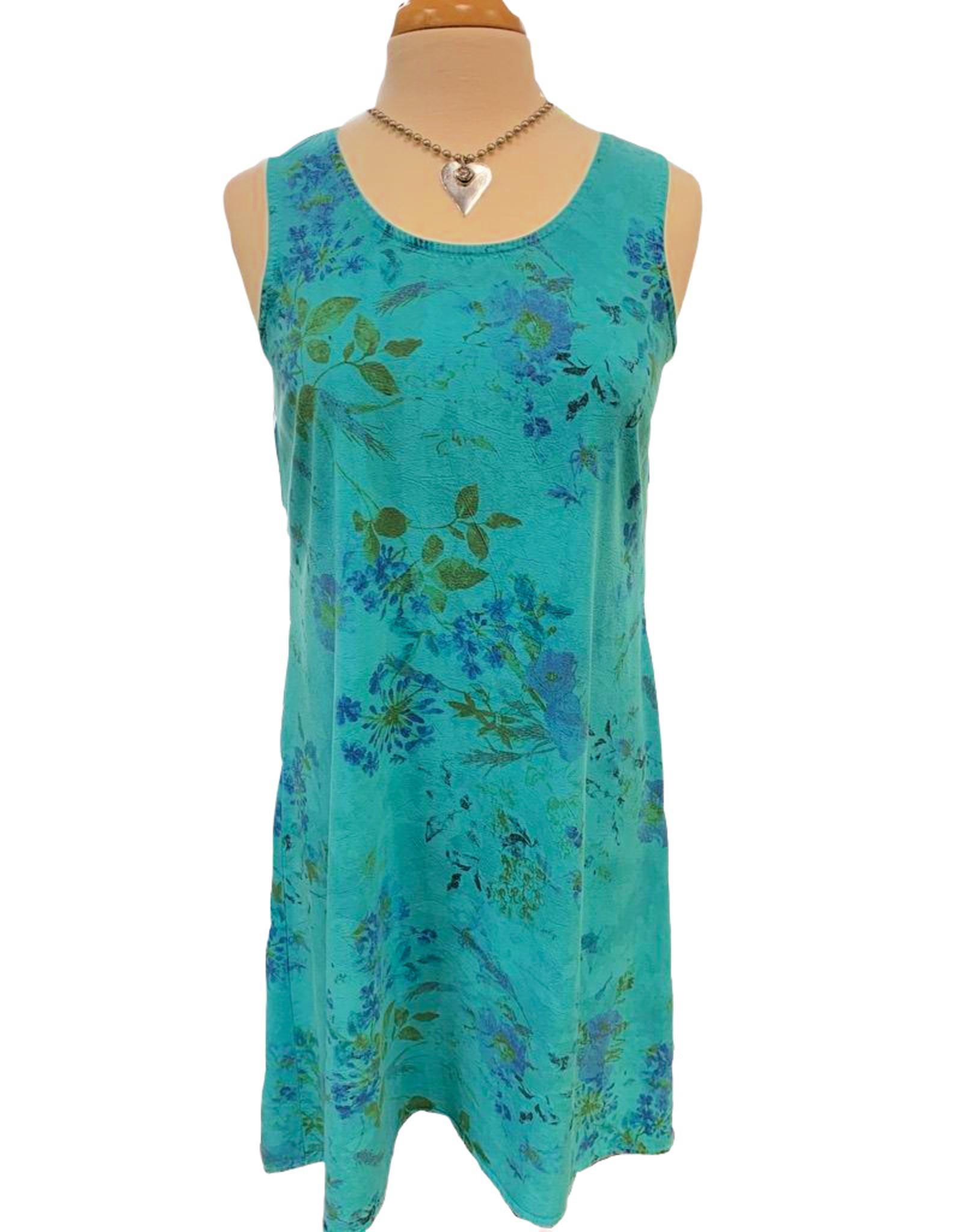 Color Me Cotton CMC Sleeveless Tencel Dress