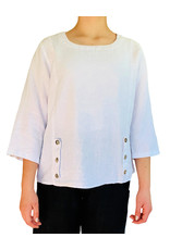 Color Me Cotton CMC Linen Top