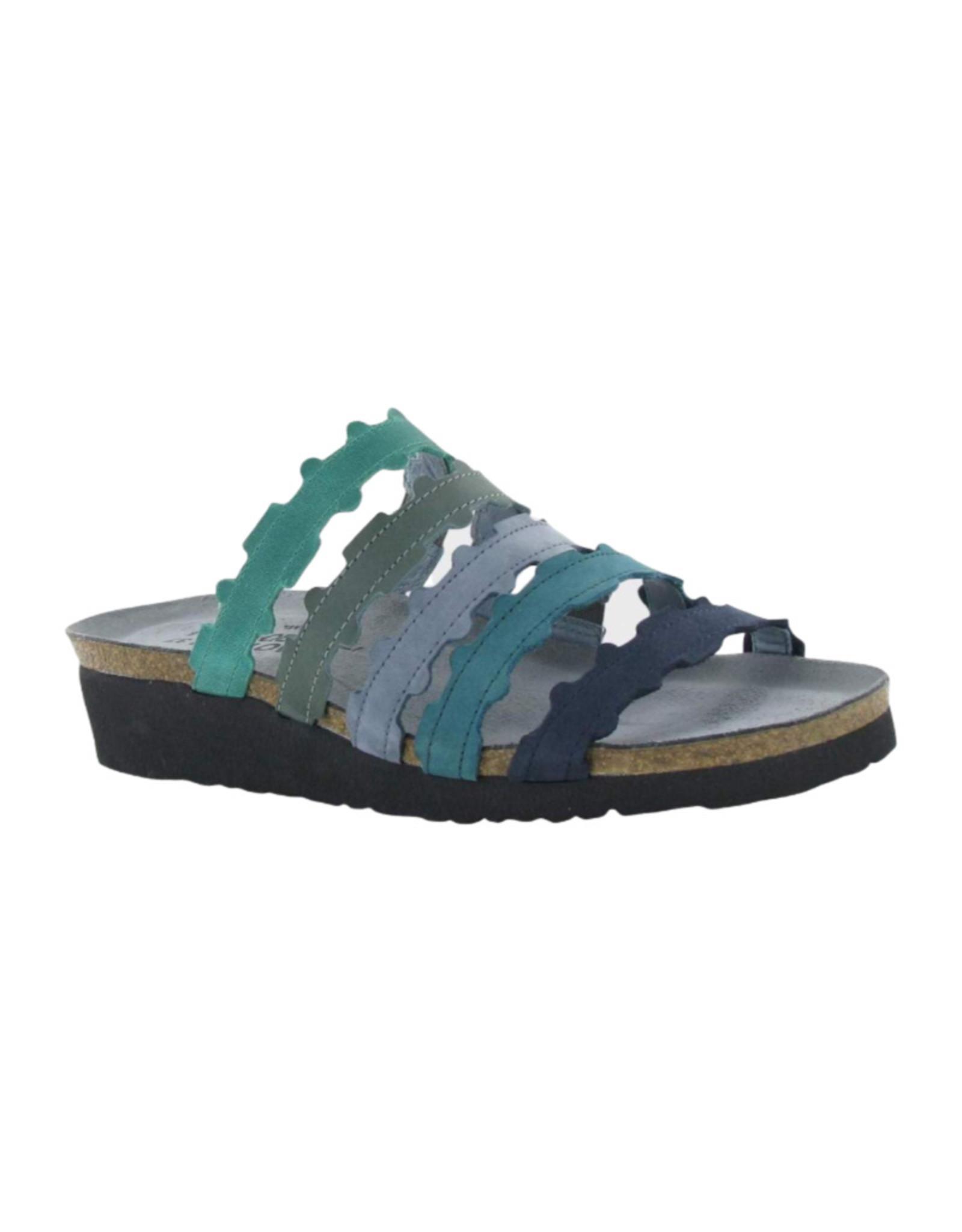 Naot Footwear Naot Adina Multi Strap Slide