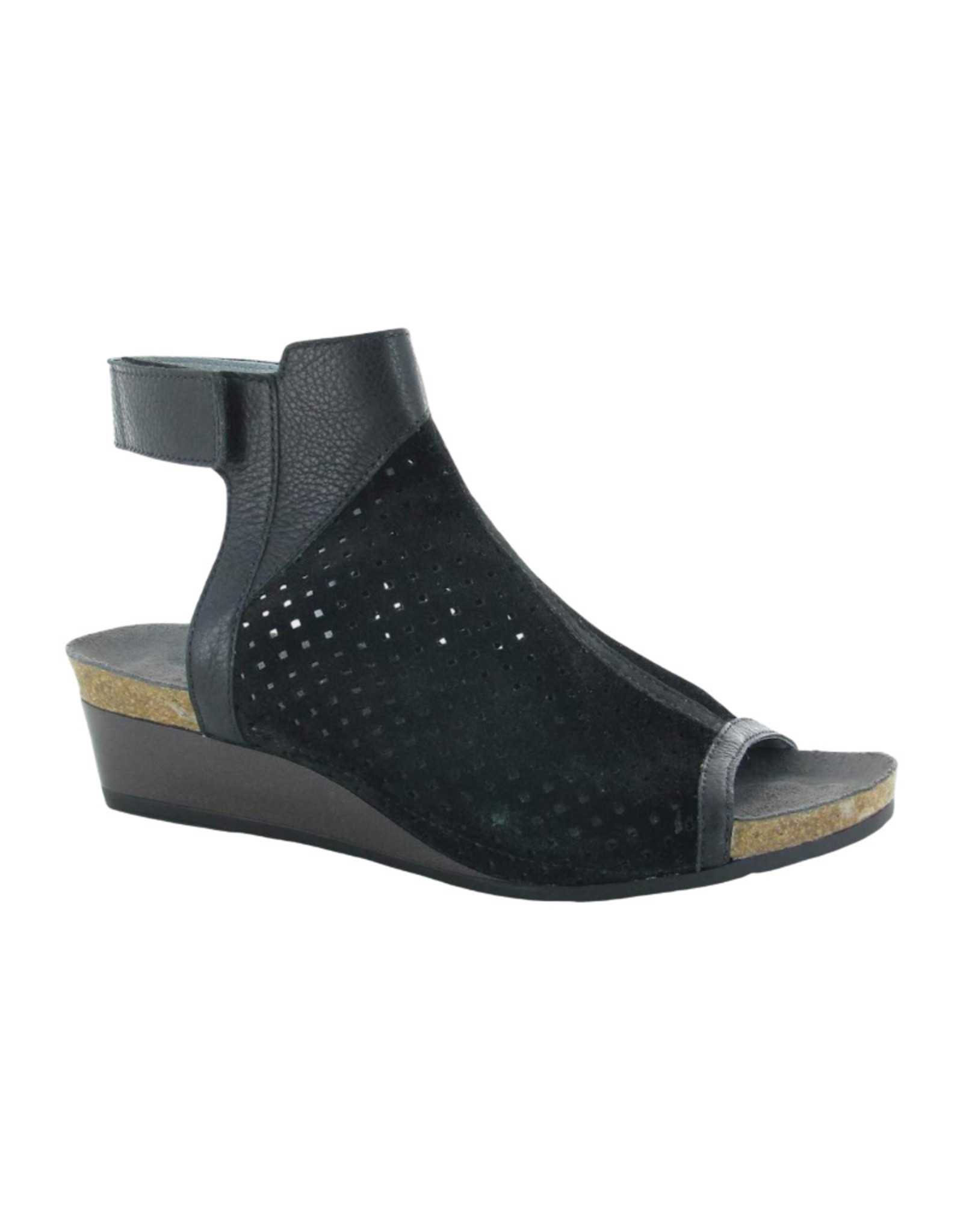 Naot Footwear Naot Oz Peep Toe Wedge