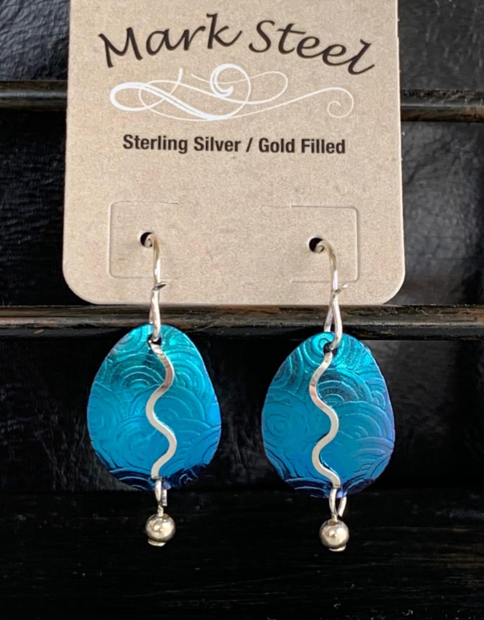 Fancy Egg Earrings