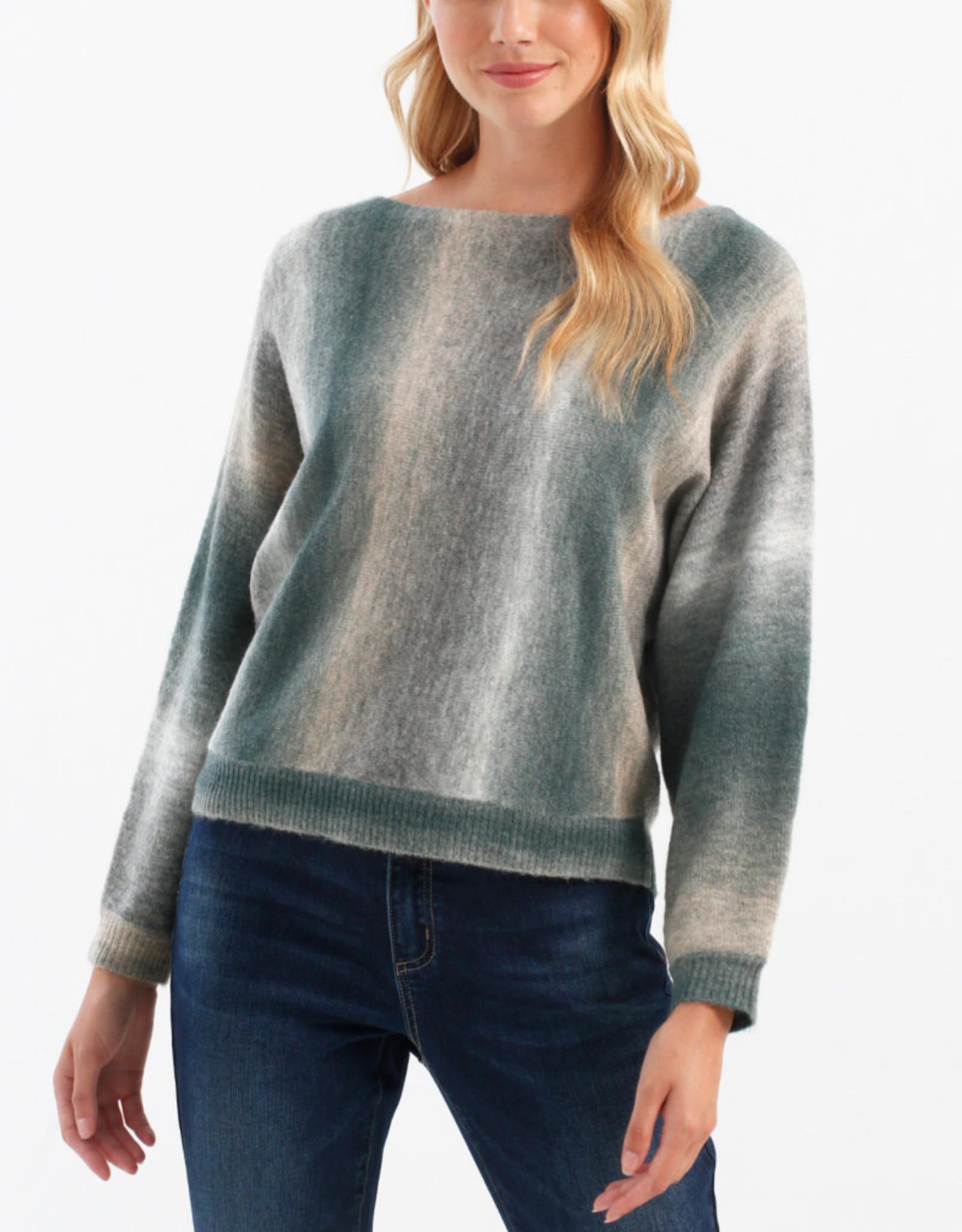 Charlie B Rainbow Sweater