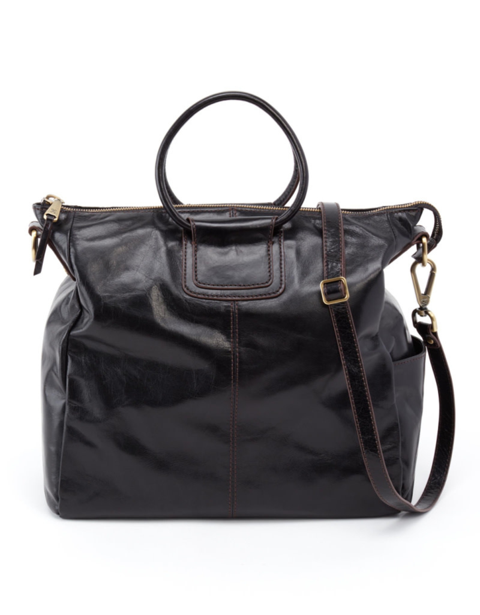 Hobo Sheila Leather Travel Bag
