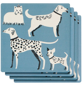 now designs Coaster Soak Up Dog Days