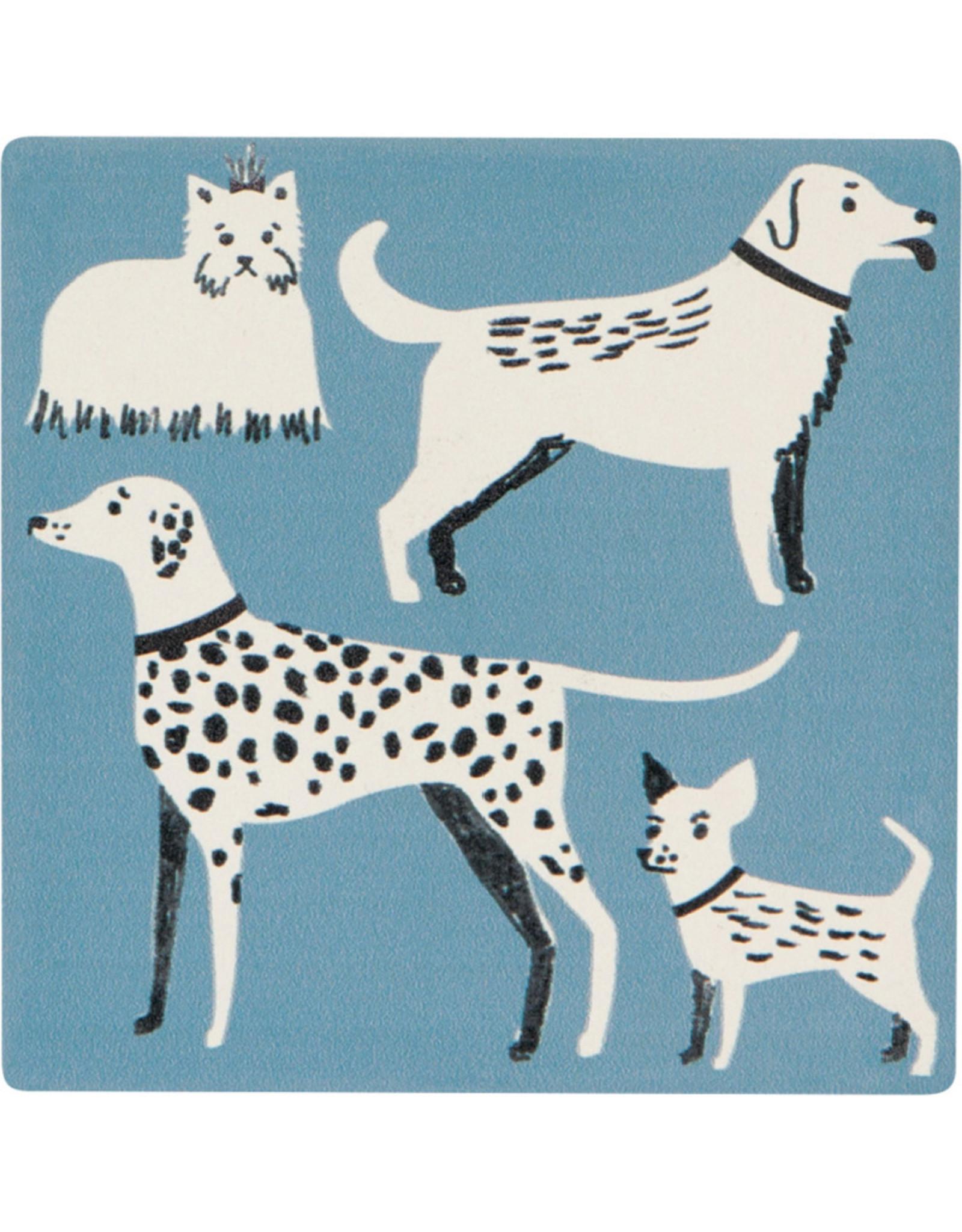now designs Coaster Soak Up Dog Days