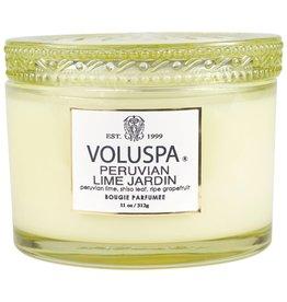 Voluspa Corta Maison Candle w/Lid Boxed