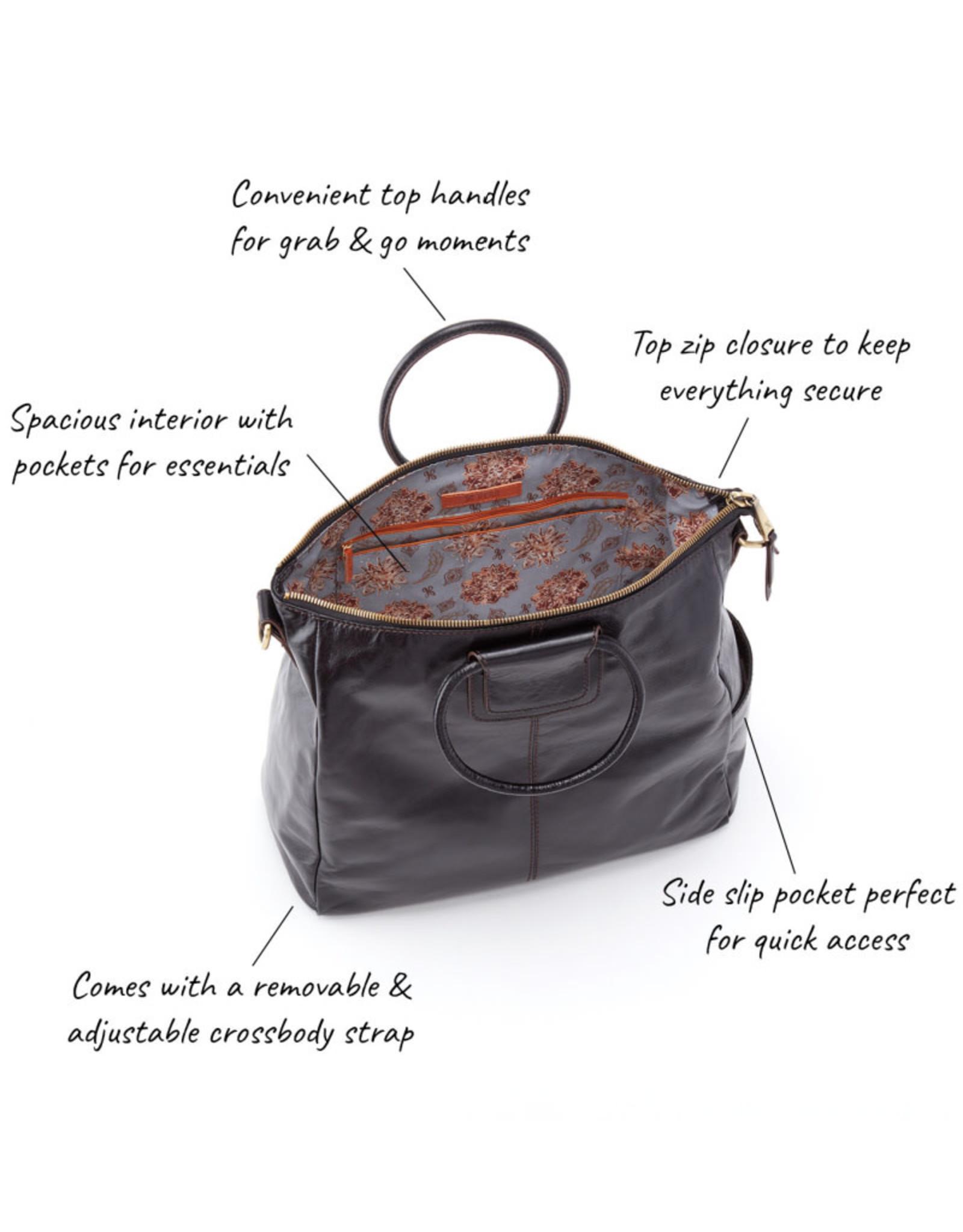 Hobo Sheila Leather Travel Bag