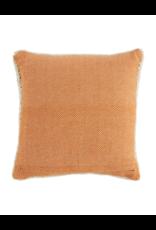 Mud Pie Recessed Pumpkin Hook Pillow