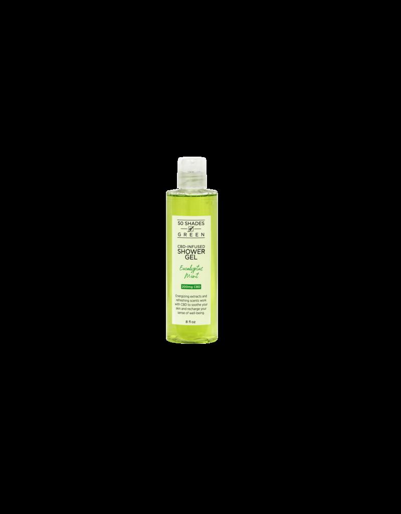 50 Shades of Green 8 oz Shower Gel