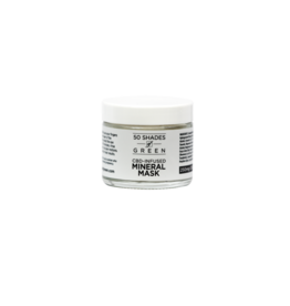50 Shades of Green 2 oz  CBD Infused Hydra Mineral Mask