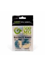 Good CBD Blue Razz Rings 500 mg