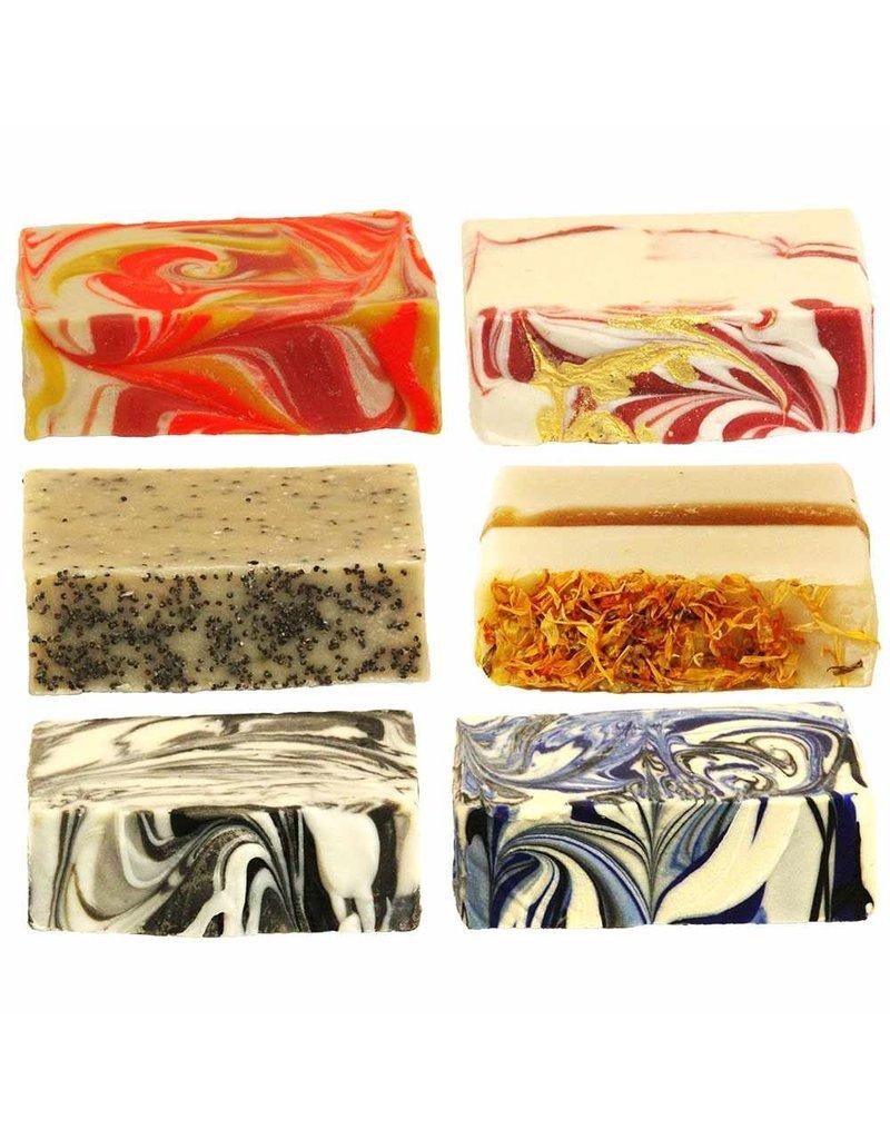 50 Shades of Green Bar Soap