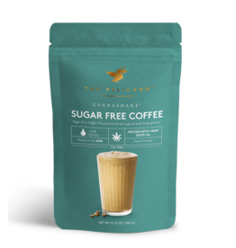 Pelicann Pelicann Canna Shake Sugar Free Coffee Large