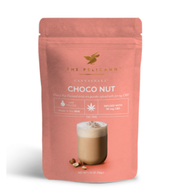 Pelicann Pelicann CBD Infused Canna Shake Choco nut mix