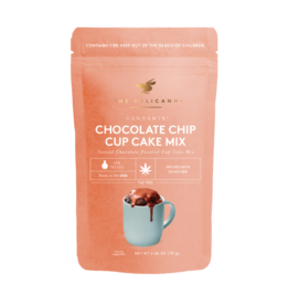 Pelicann Pelicann CBD Infused Chocolate Chip CupCake Mix