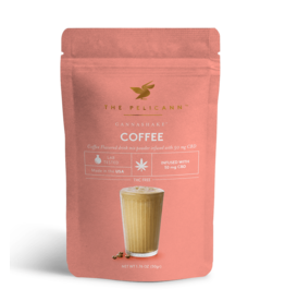 Pelicann Pelicann Canna shake CBD Infused Coffee Mix